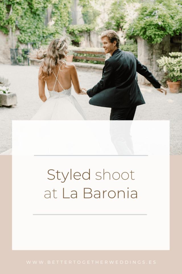 La Baronia, Castle venue Barcelona, La Baronia wedding